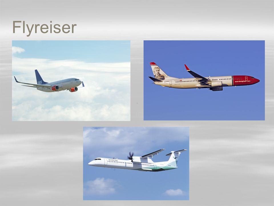 Flyreiser