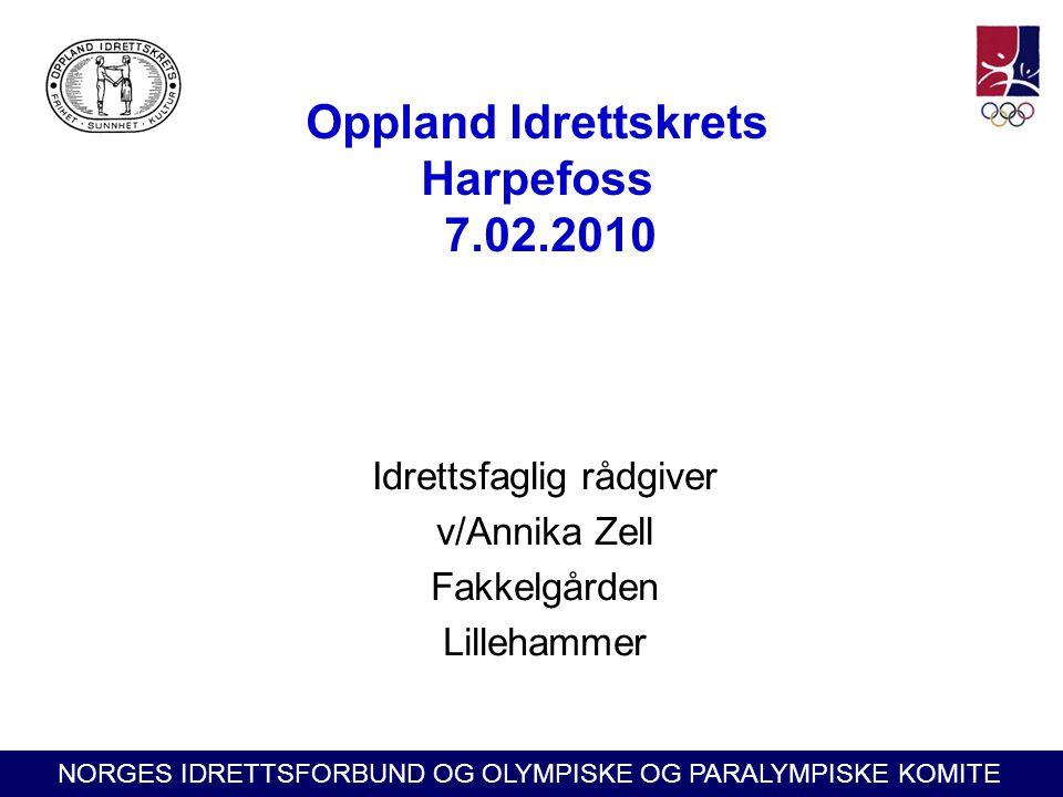 Oppland Idrettskrets Harpefoss 7.02.2010