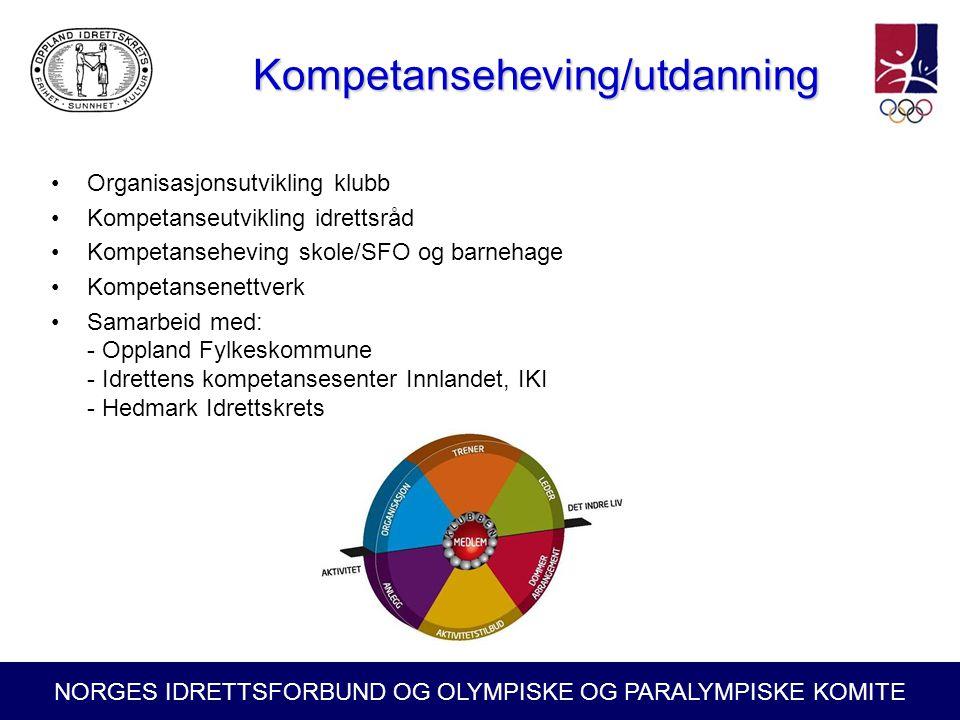 Kompetanseheving/utdanning