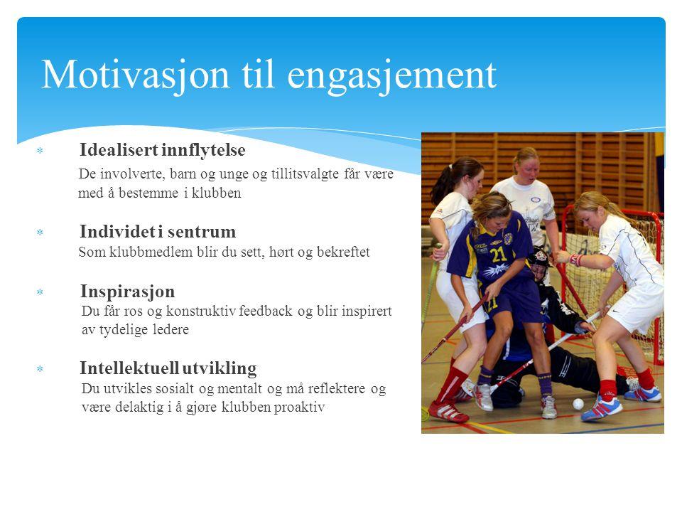 Motivasjon til engasjement