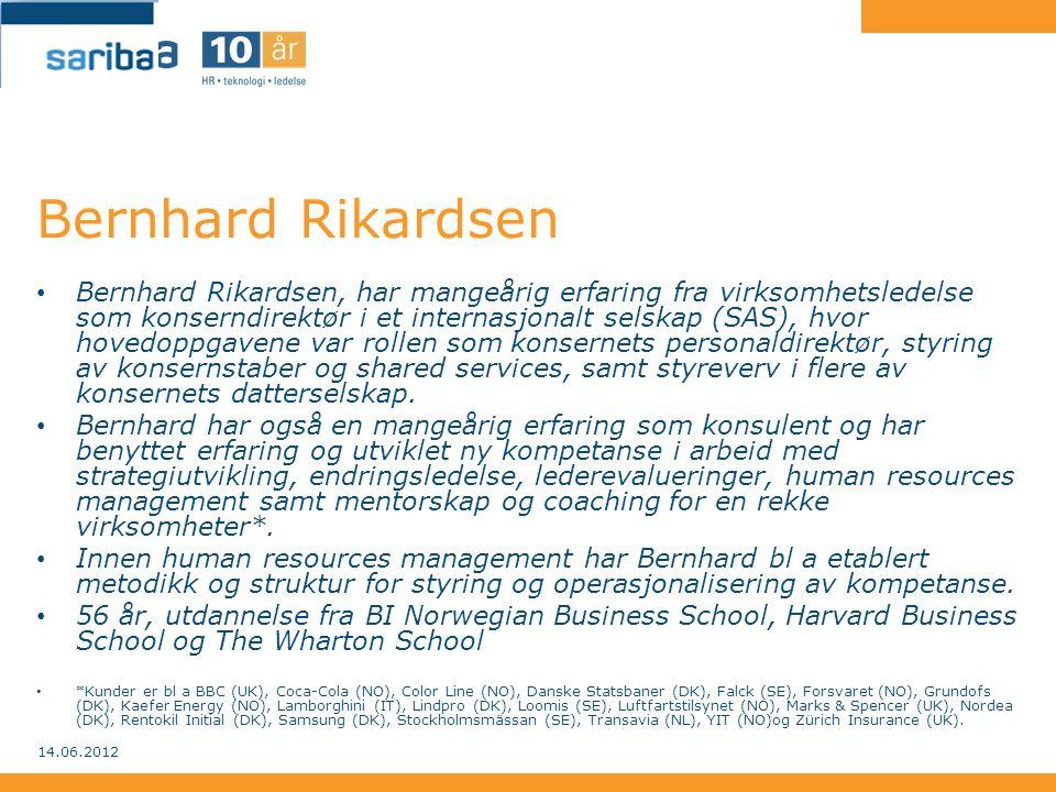 Bernhard Rikardsen