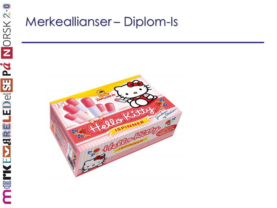 Merkeallianser – Diplom-Is