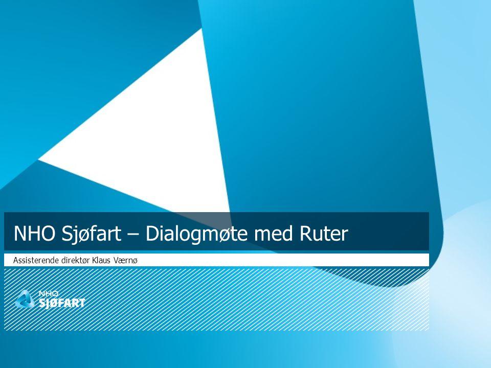 NHO Sjøfart – Dialogmøte med Ruter