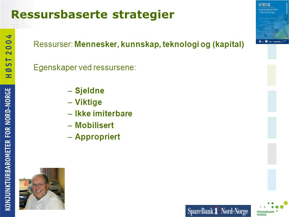 Ressursbaserte strategier