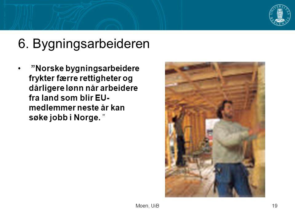 6. Bygningsarbeideren