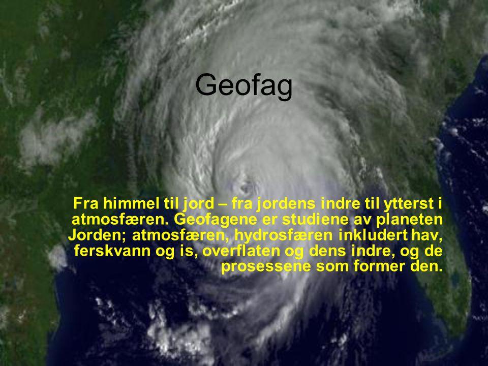 Geofag