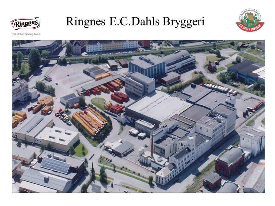 Ringnes E.C.Dahls Bryggeri
