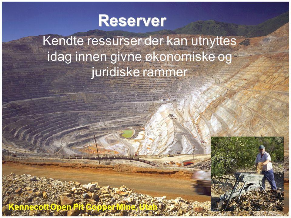 Kennecott Open Pit Copper Mine, Utah