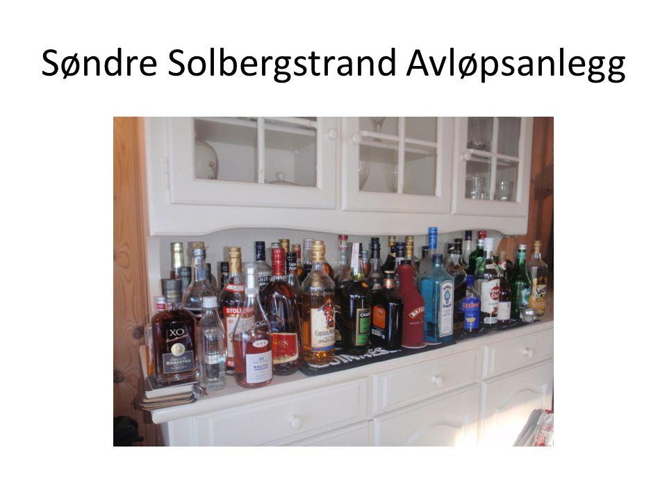 Søndre Solbergstrand Avløpsanlegg