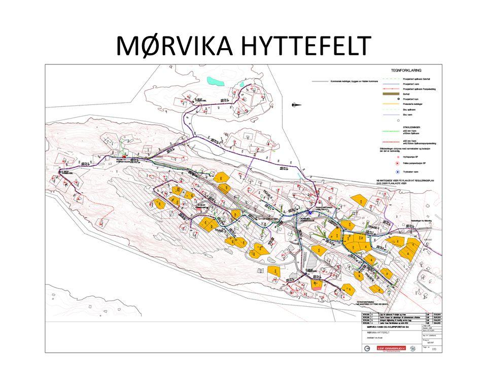 MØRVIKA HYTTEFELT