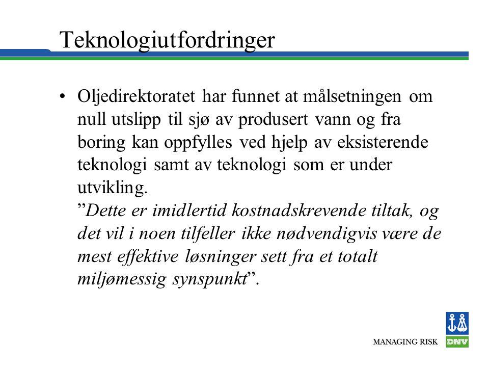 Teknologiutfordringer