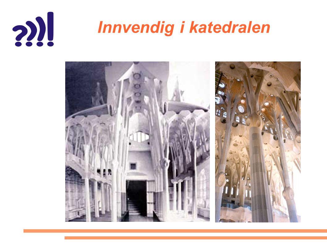 Innvendig i katedralen
