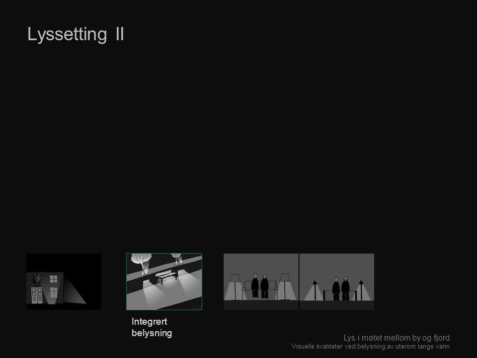 Lyssetting II