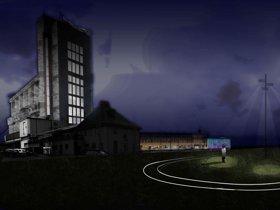 Lysplan, Vippetangen Lys i møtet mellom by og fjord