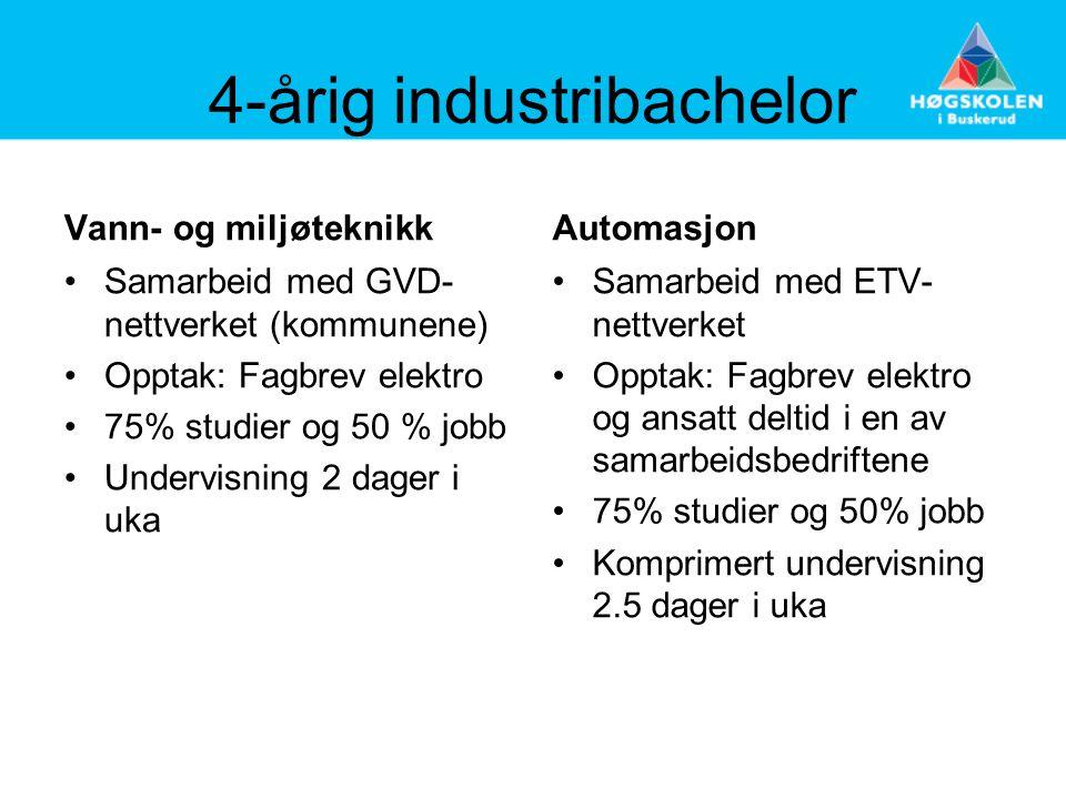 4-årig industribachelor