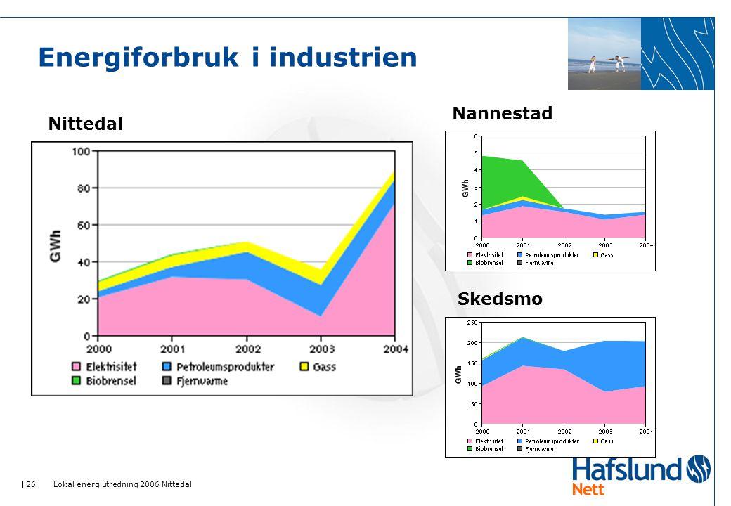Energiforbruk i industrien