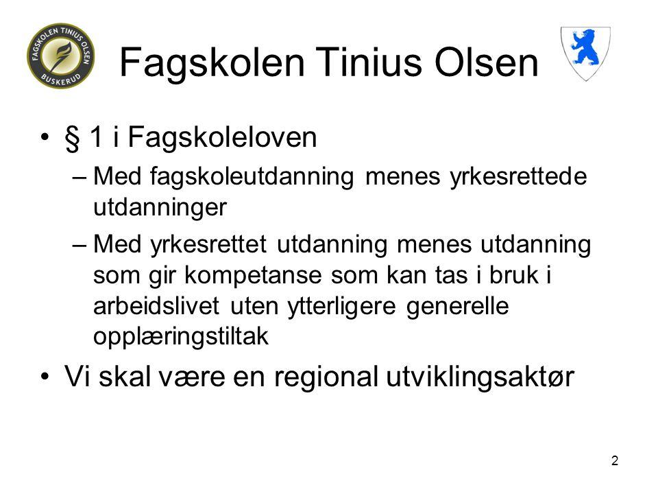 Fagskolen Tinius Olsen