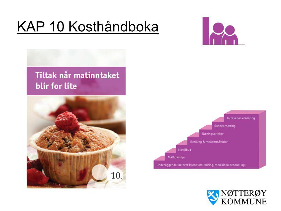 KAP 10 Kosthåndboka