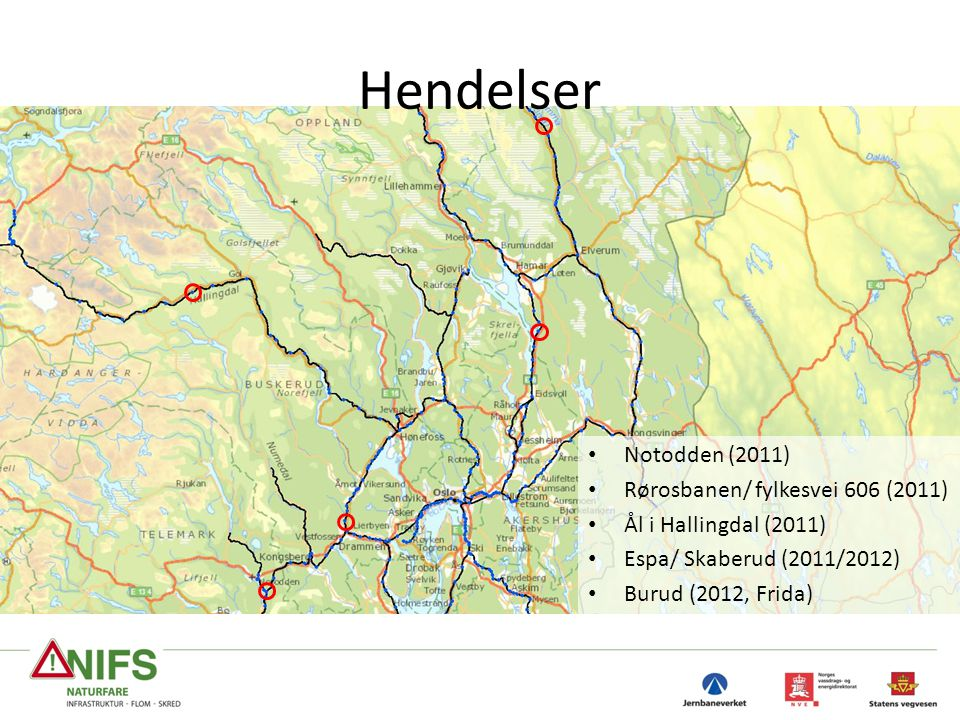 Hendelser Notodden (2011) Rørosbanen/ fylkesvei 606 (2011)