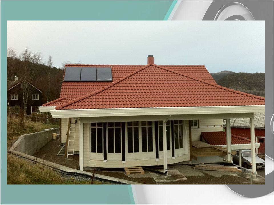 Villa på Rissa, Trøndelag