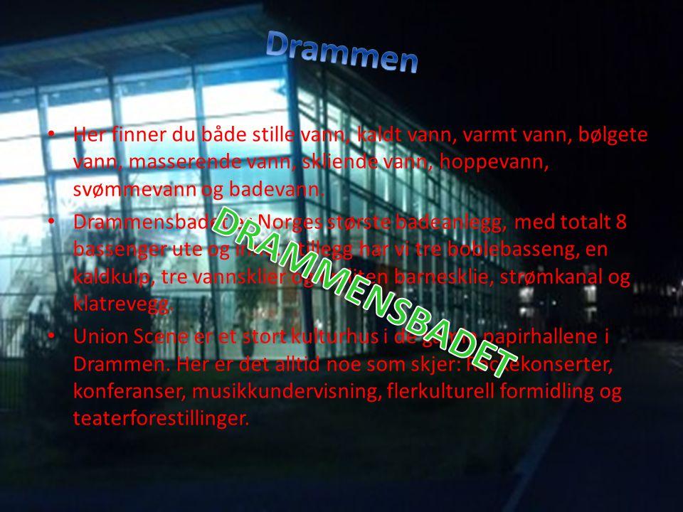 DRAMMENSBADET Drammen