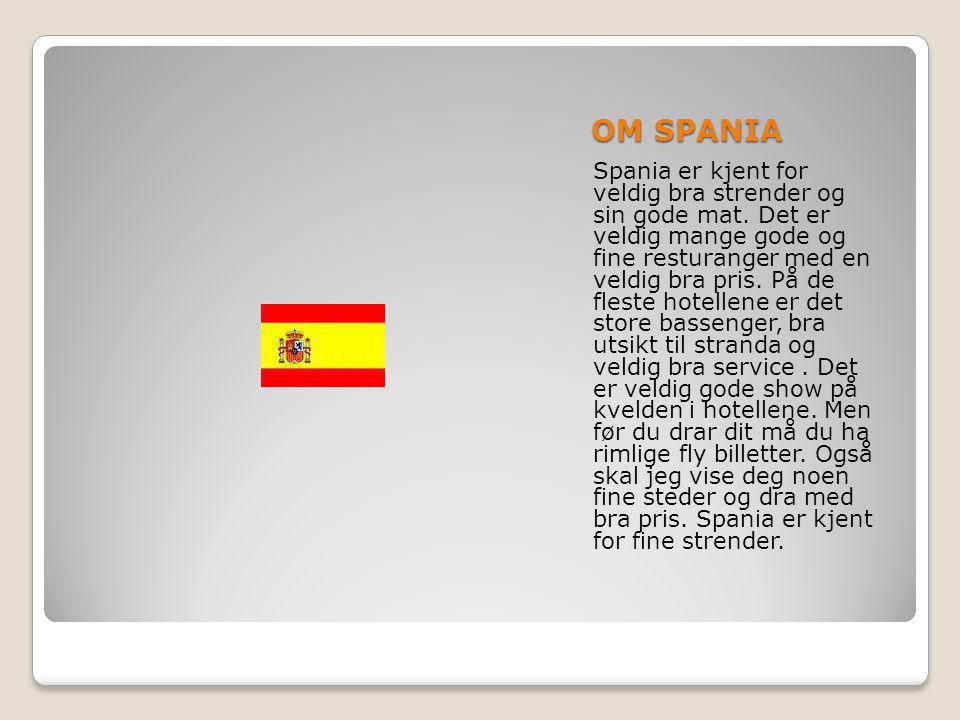OM SPANIA