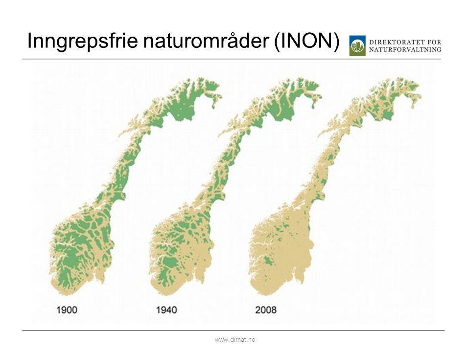 Inngrepsfrie naturområder (INON)