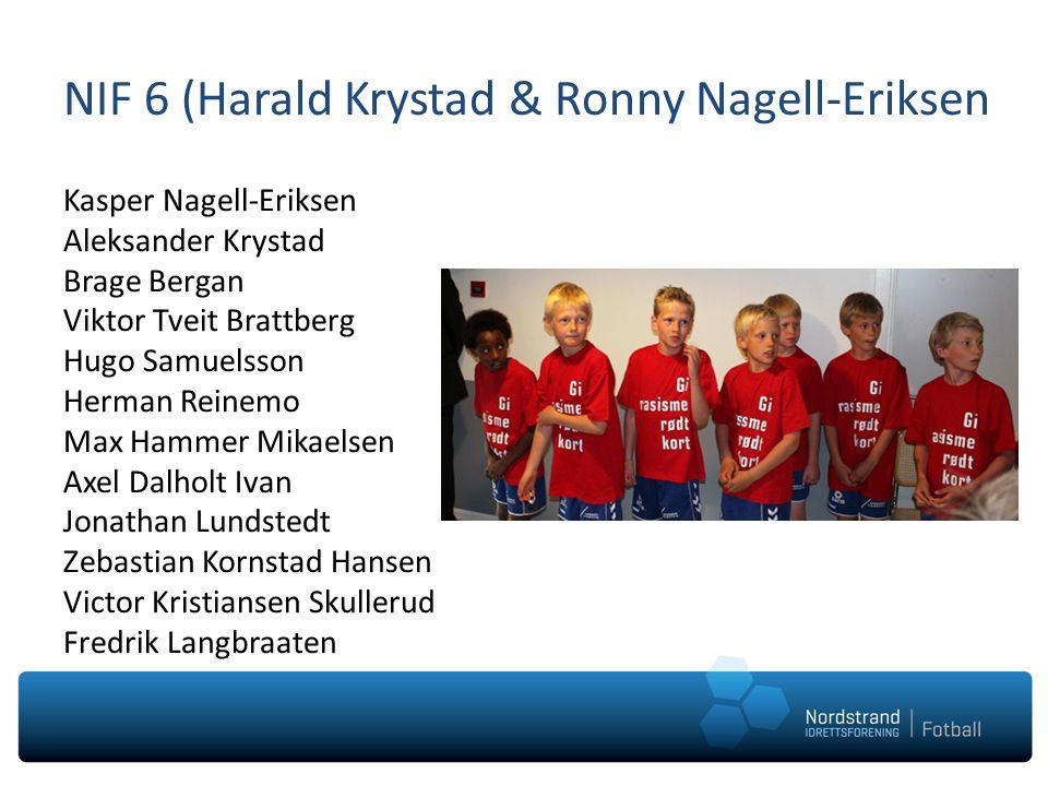 NIF 6 (Harald Krystad & Ronny Nagell-Eriksen