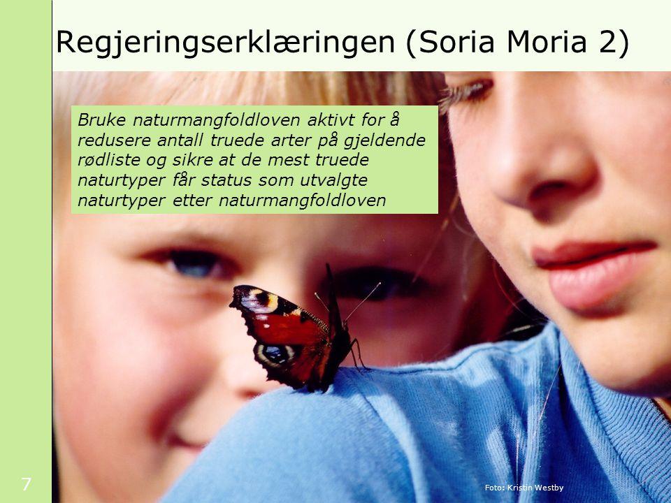 Regjeringserklæringen (Soria Moria 2)