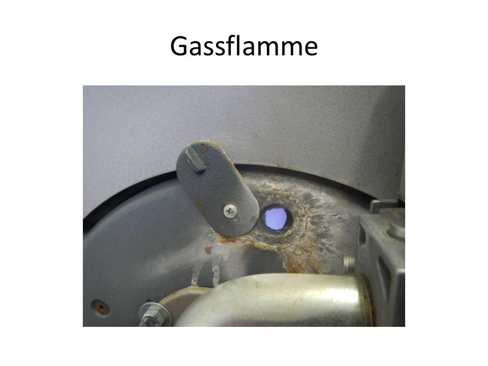 Gassflamme