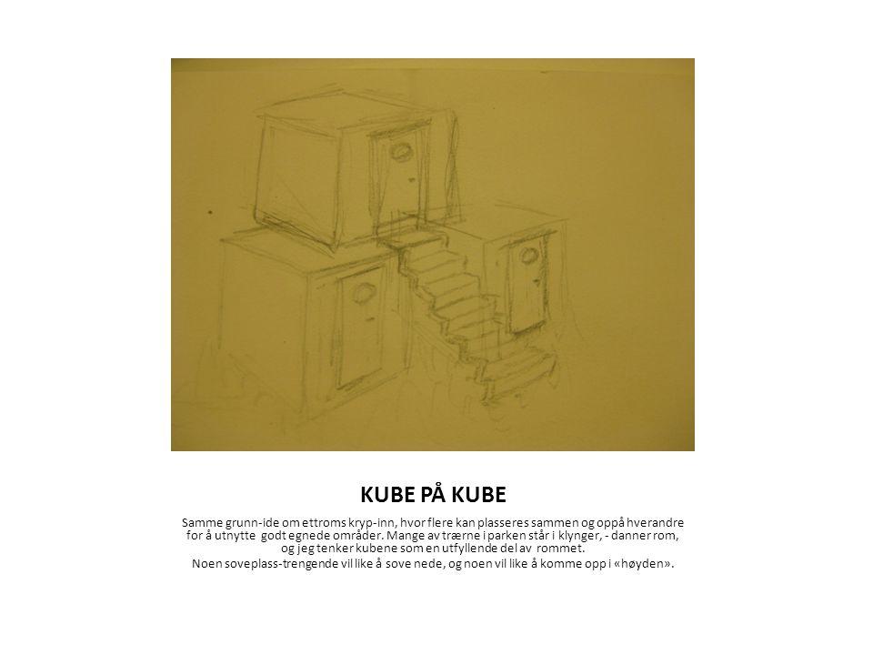KUBE PÅ KUBE