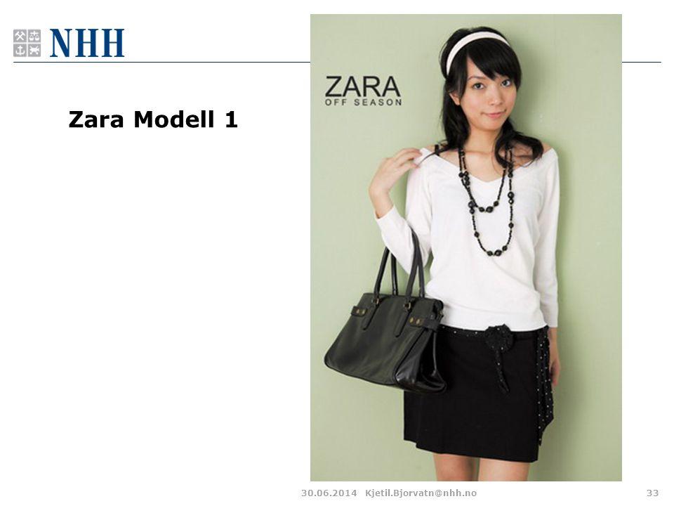 Zara Modell 1 03.04.2017 Kjetil.Bjorvatn@nhh.no