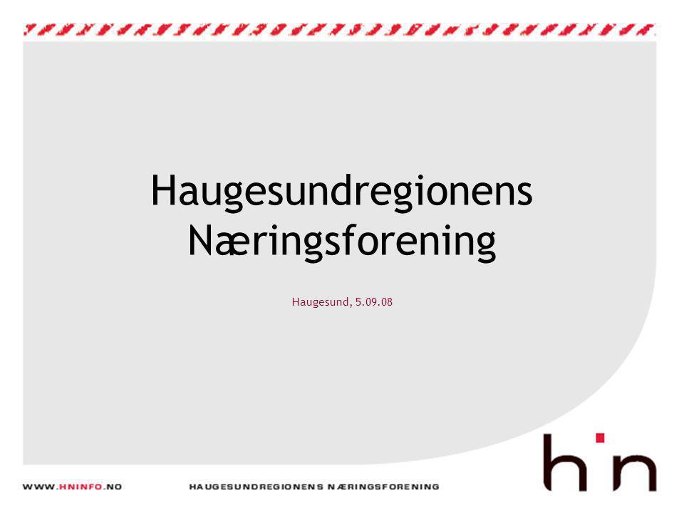 Haugesundregionens Næringsforening