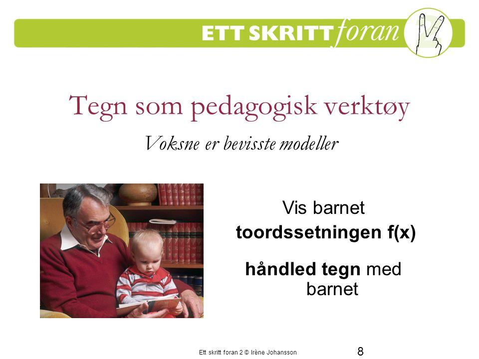 Tegn som pedagogisk verktøy