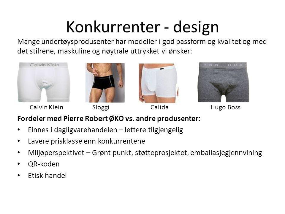 Konkurrenter - design