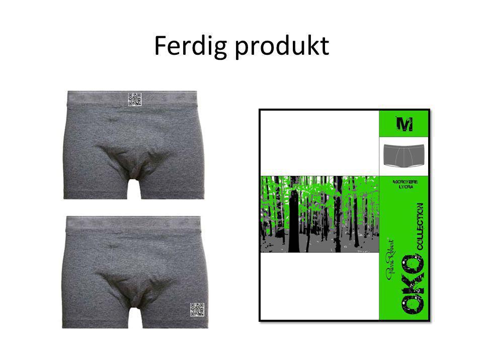 Ferdig produkt