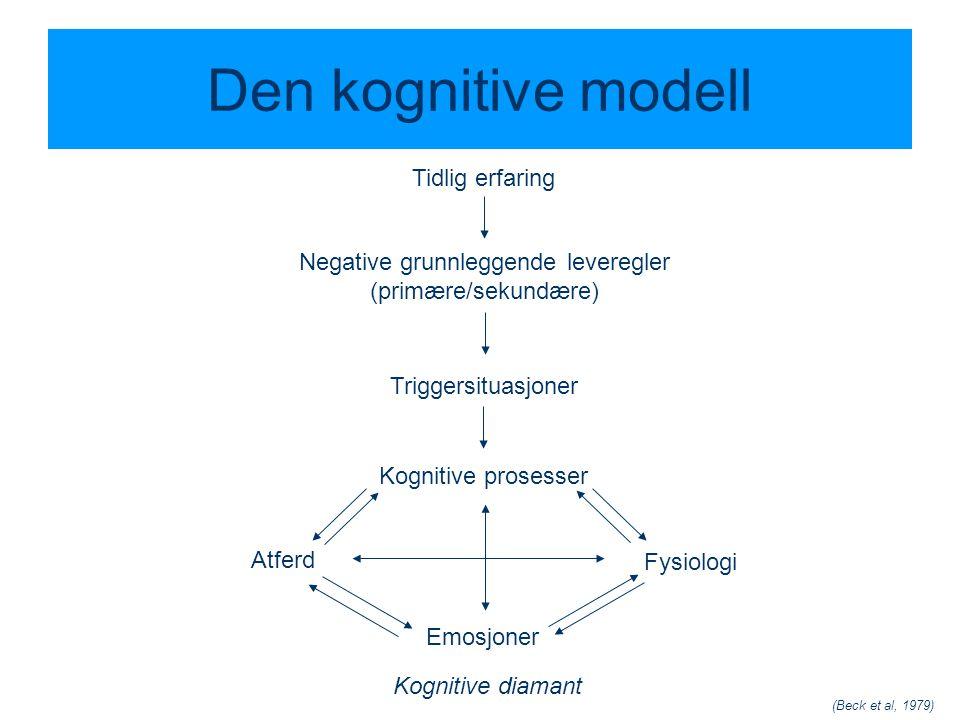 Negative grunnleggende leveregler (primære/sekundære)