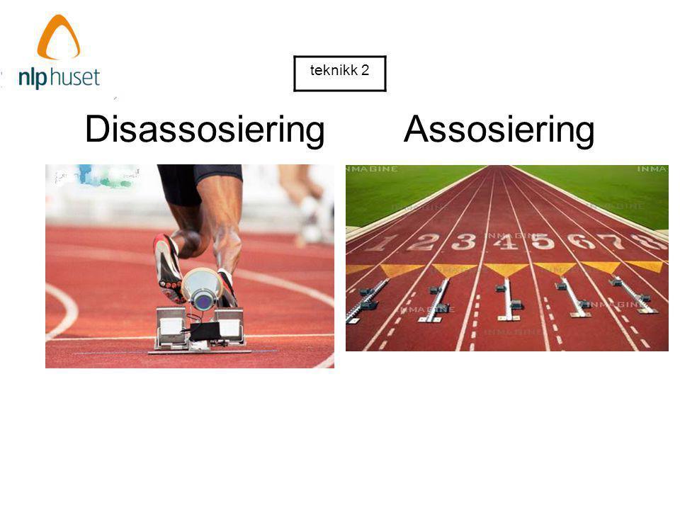 Disassosiering Assosiering