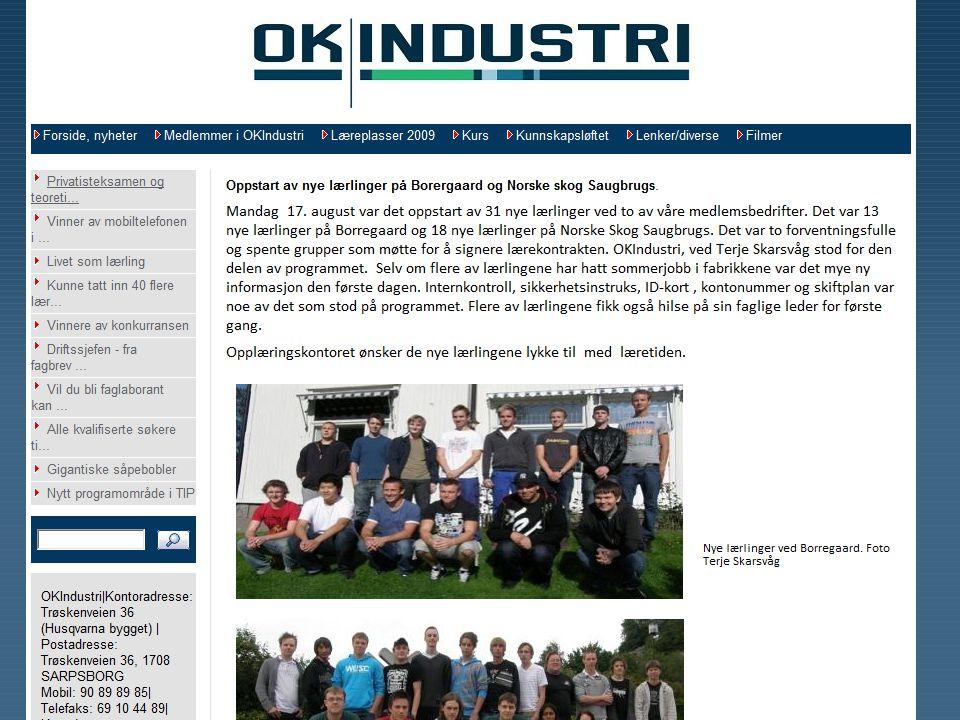 Sjekk ut : www.blitil.no