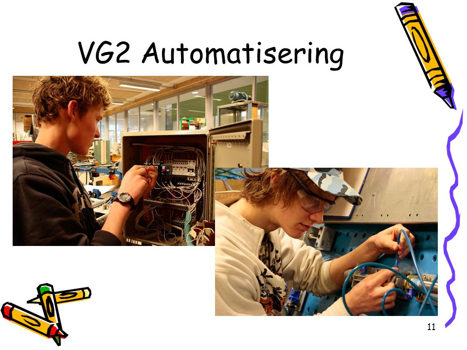 VG2 Automatisering
