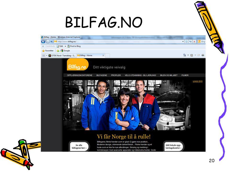 BILFAG.NO