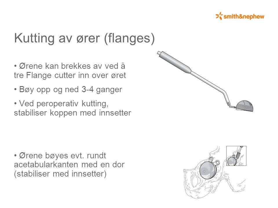 Skruefiksering 3,5 mm bor 4,5 mm kortikalisskruer 1 eller 2 skruer
