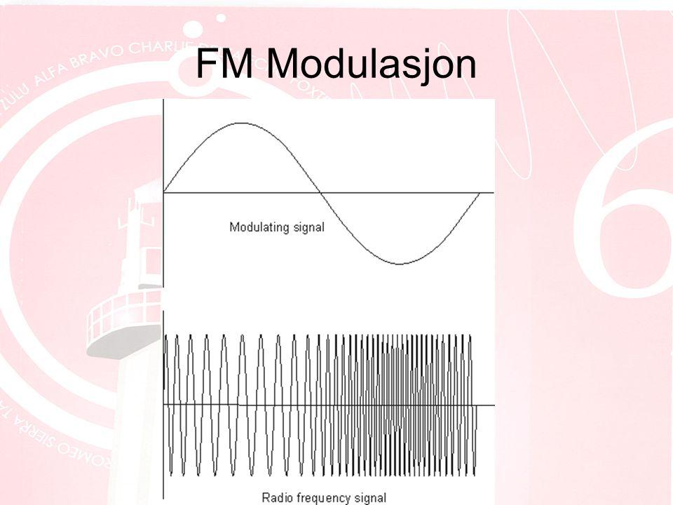 FM Modulasjon