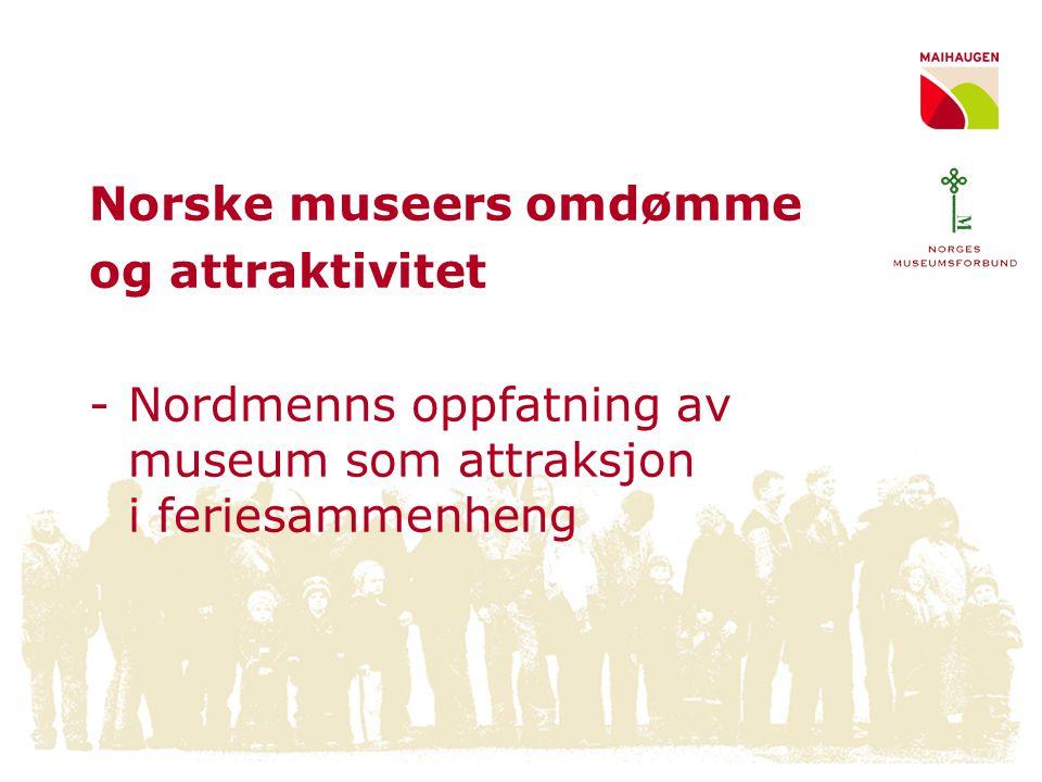 Norske museers omdømme