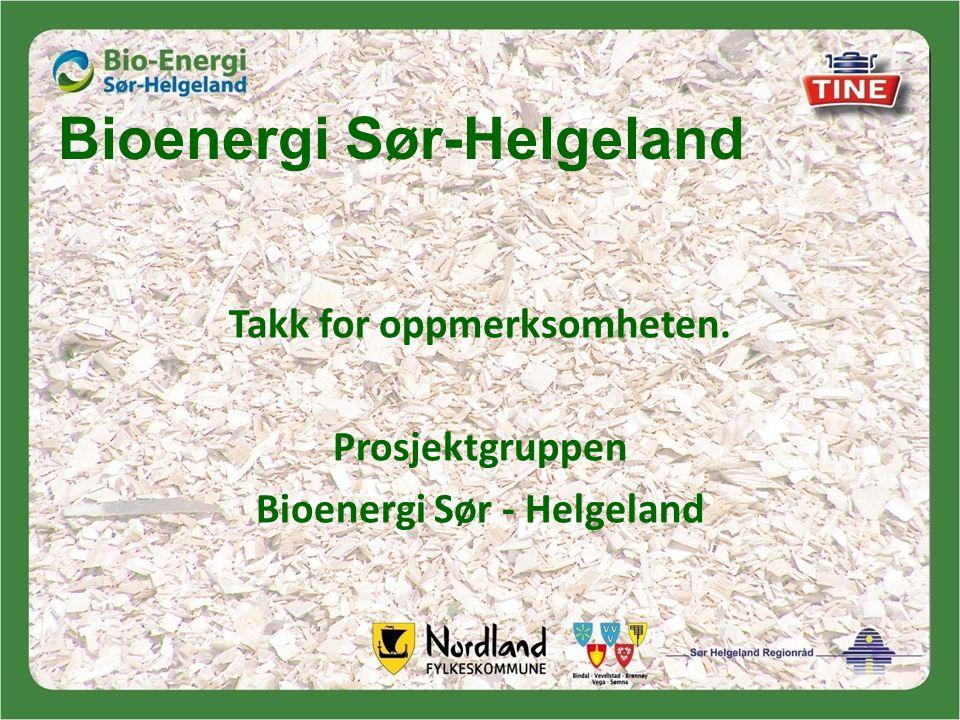 Bioenergi Sør-Helgeland