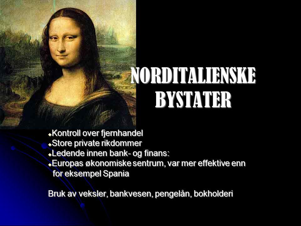 NORDITALIENSKE BYSTATER