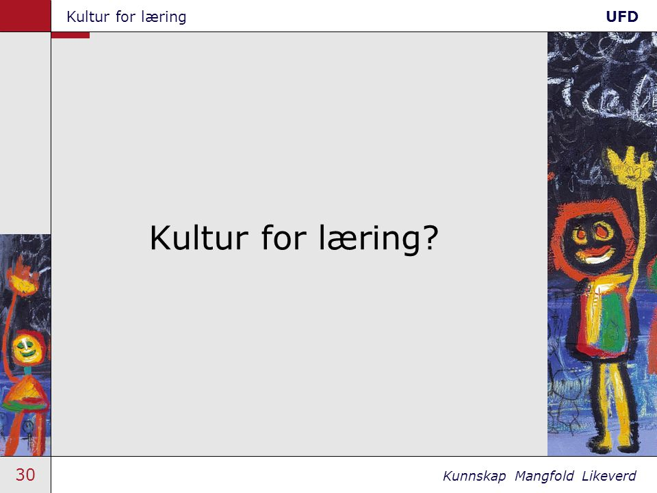 Kultur for læring