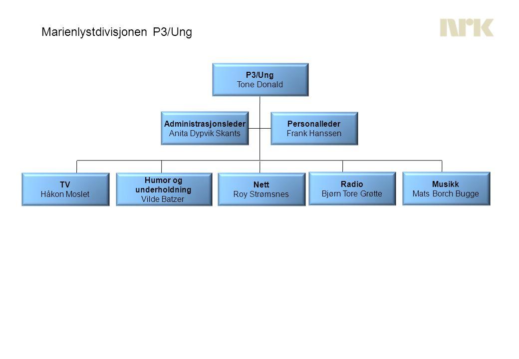 Marienlystdivisjonen P3/Ung
