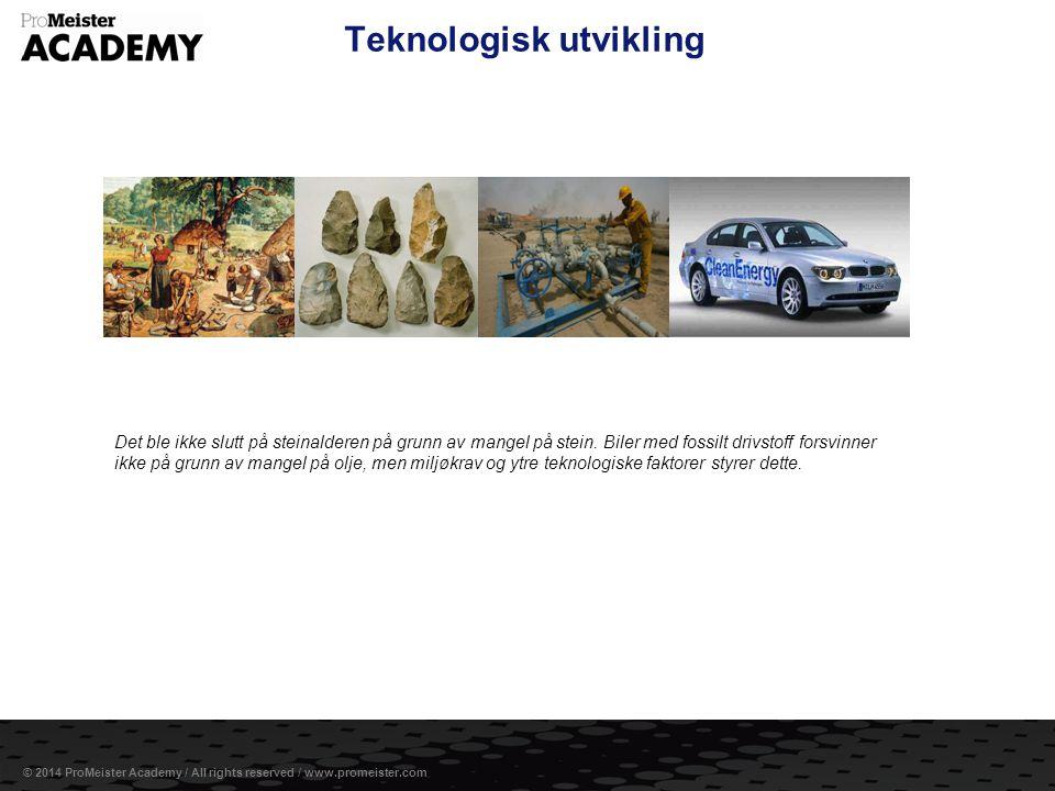 Teknologisk utvikling
