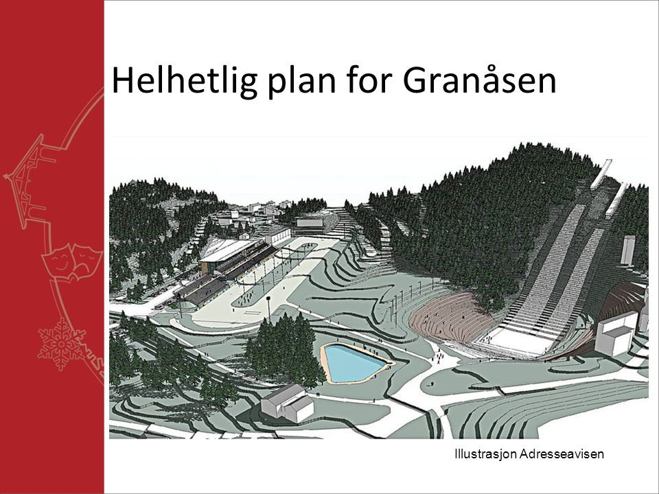 Helhetlig plan for Granåsen